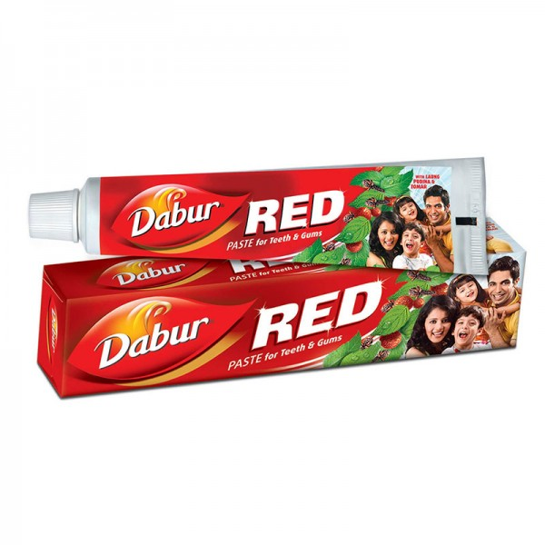 Dabur Red Ayurvedic Toothpaste (100 grams)