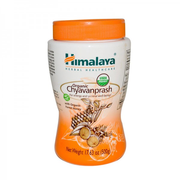 Himalaya Chyavanprash with Honey (500 grams)
