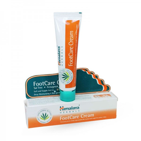 Himalaya Ayurvedic Foot Crack Cream (50 grams)