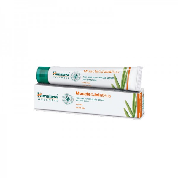 Himalaya Ayurvedic Muscle and Joint Cream (20 grams)