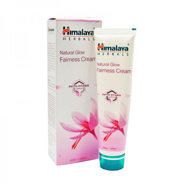 Himalaya Ayurvedic Natural Glow Fairness Cream (50 grams)