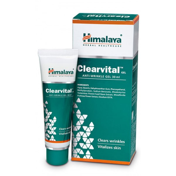 Himalaya Clearvital Ayurvedic Anti Wrinkle Gel (30 ml)