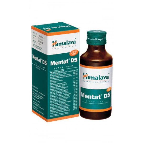 Himalaya Mentat DS Syrup (100 ml)