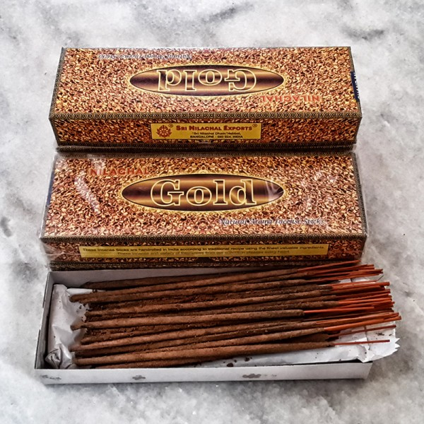 Krishna Flora Masala Incense (100 grams)