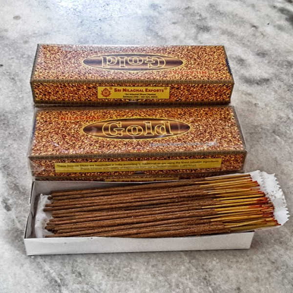 Saraswati Masala Incense (100 grams)